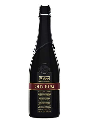 Photo of Gosling's Family Reserve Old Rum, 70 cl
