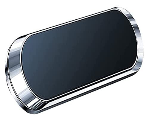 HLD Soportes para coches Tenedor del teléfono del coche magnético Universal Mini Titular del teléfono celular Splition Holder Teléfono Soporte de navegación del automóvil Accesorios para automóviles S