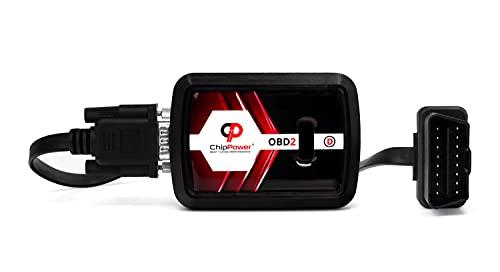 Centralina Aggiuntiva ChipPower OBD2 v4 con Plug&Drive per Giulietta 1.6 JTDM 88 kW 120 CV 2010-2020 Tuningbox Diesel Chip Tuning