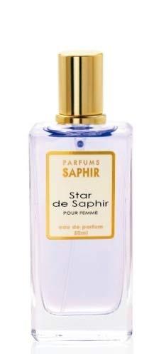 Saphir STAR DE SAPHIR EDP Donna, Profumo Imitazione -ALIENO- 50ml