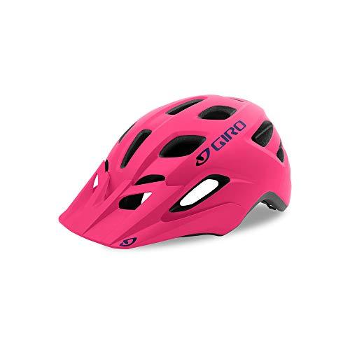 Giro TREMOR Unisex Fahrradhelm, Rosa (mat bright pink), 50-57 cm