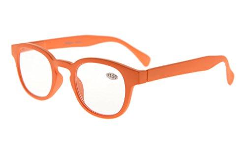 Eyekepper Gafas de lectura Rainbow (Naranja, 2.25)