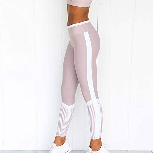 HUIGE Vrouwen Hoge Taille Yoga Broek Tummy Controle Afslanken Booty Leggings Workout Hardlopen Butt Lift Panty Stretch Training afdrukken Activewear