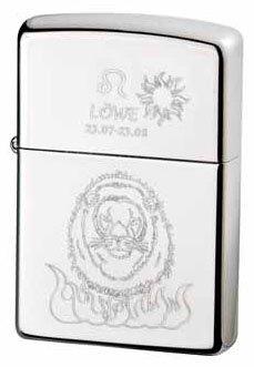 Zodiac collection briquet zippo lion