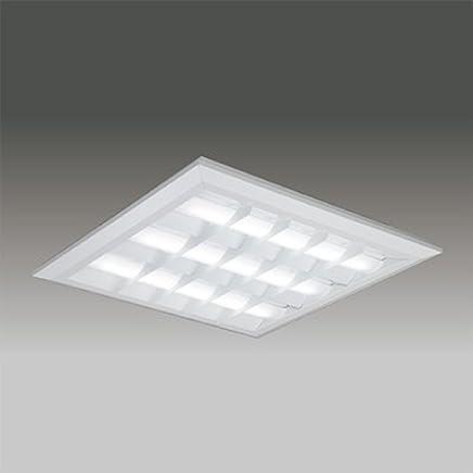 東芝 LEDベースライト TENQOOスクエア LEDバータイプ FHP45形×3灯用省電力タイプ 温白色 直付埋込兼用形 バッフルタイプ 埋込穴□690mm AC100V~242V 専用調光器対応 LEDバー付 LEKT771652WW-LD9