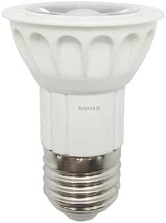 Anyray 50-Watt LED Replacement Bulb for Kitchen Range Hood Bulb European Hoods Standard 50W E27 Base