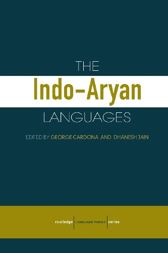 Compare Textbook Prices for The Indo-Aryan Languages Routledge Language Family Series 1 Edition ISBN 9780415772945 by Cardona, George,Jain, Danesh