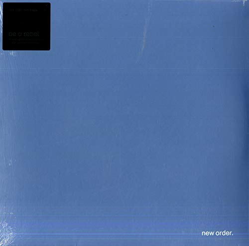 Be A Rebel - Dove Grey Vinyl - Sealed