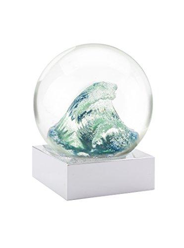 CoolSnowGlobes Welle Schneekugel