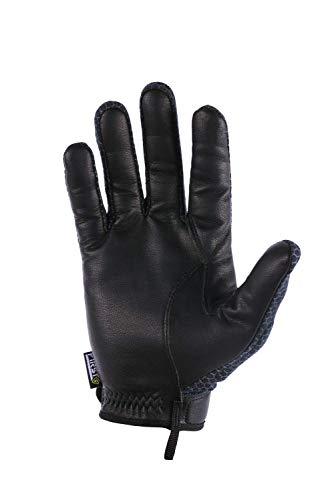 First Tactical Slash & Flash Hard Knuckle Glove, Schwarz, L