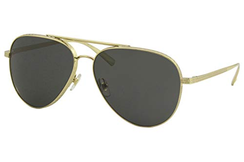 Versace GRECA VE 2217 GOLD/DARK GREY 59/14/140 Mens Zonnebrillen