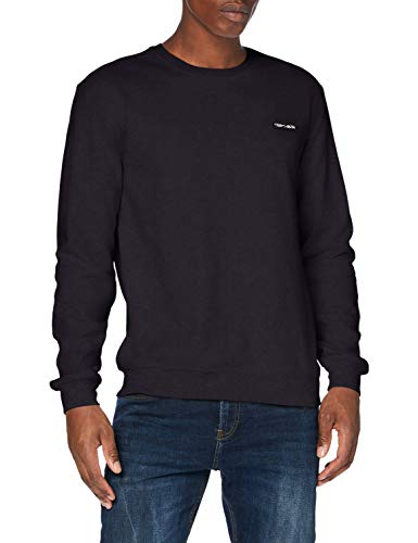 Teddy Smith 10814368D Sweatshirt, Dark Navy, Large Homme