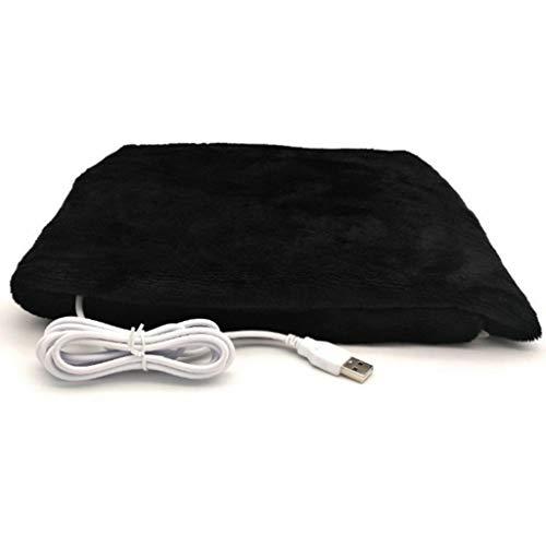 S-TROUBLE 5V 4W Winter USB Elektroheizschal Verdickung Plüsch Heizdecke Pad Wärmer