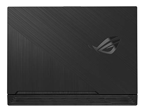 "Product Image 5: ASUS ROG Strix G15 (2020) Gaming Laptop, 15.6"" 240Hz FHD IPS Type Display, NVIDIA GeForce RTX 2070, Intel Core i7-10750H, 16GB DDR4, 1TB PCIe NVMe SSD, RGB Keyboard, Windows 10, Black, G512LW-ES76"