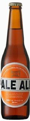 Japan beer 日本ビール 箕面ビール ペールエール 330ml/24本.e.y 瓶 要冷蔵商品 お届けまで10日ほどかかります