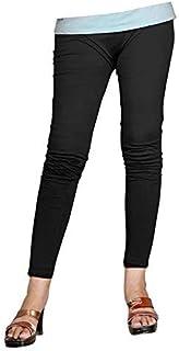 PiXiR Women Cotton Lycra Bio Wash Ankle Length Leggings