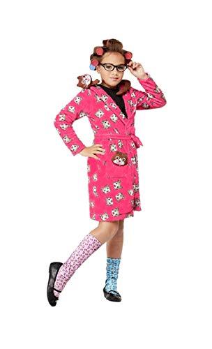 shoperama Kinder Kostüm Verrückte Katzenlady für Mädchen Katzenliebhaberin Crazy...