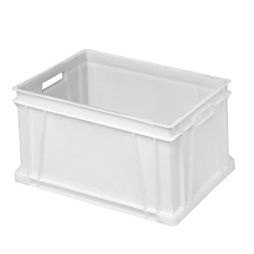 Denox DEN147 Caja de ordenación NE 6432, Plástico, Blanco
