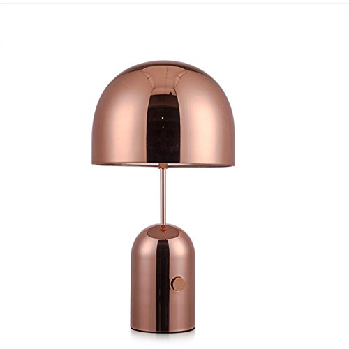 Tafellamp bedlampje bureaulamp postmodern minimalistische slaapkamer studie rose goud tafellamp 220v moderne decoratieve licht designer tafellamp lamp decoratieve