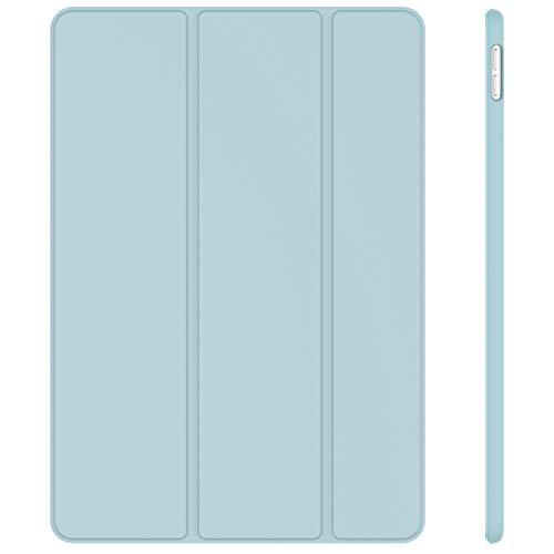 JETech Hülle Kompatibel iPad Air 10,5 (3. Generation 2019) & iPad Pro 10,5 2017, Schutzhülle mit Ständer Funktion & Auto Schlafen/Wachen, Hellblau