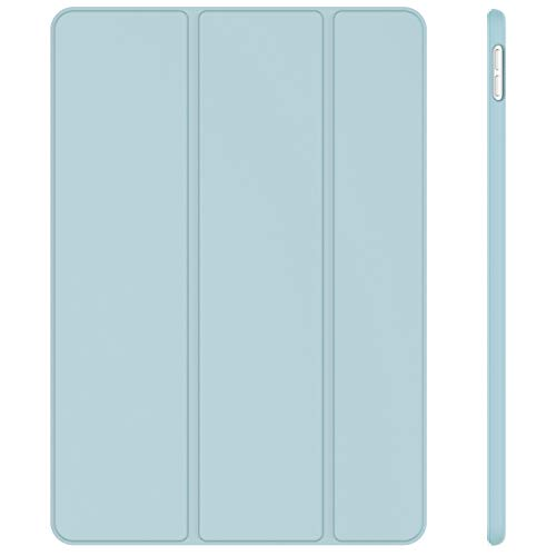 JETech Case for iPad Air 3rd generation 10.5 (2019) and iPad Pro 10.5 (2017), Cover with Auto Wake/Sleep (Light Blue)