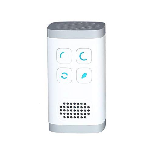 Luchtreiniger voor thuis Toilet Ozongenerator Verwijderen van formaldehyde Negatieve ionen Luchtfilter Desinfectie