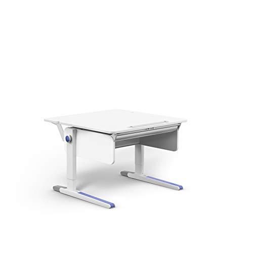 moll Champion CP Multi Deck Kinderschreibtisch Erweiterung, Holz, Weiß, 90cm x 30cm x 10cm