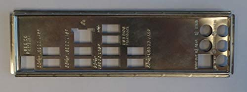 ASUS X99-S - Blende - Slotblech - IO Shield #153888