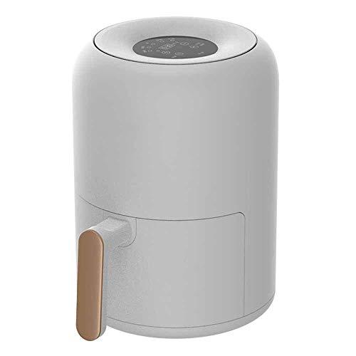 SHBV Friggitrice ad Aria Senza Olio 2L Mini Forno con friggitrice a trucioli con più impostazioni di Cottura Cottura al Forno e griglia Timer da 30 Minuti per Gli osservatori del Peso Cucina