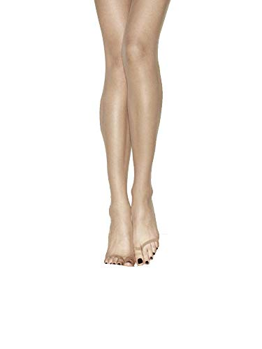 Giulia Toeless 15 Strumpfhose mit offenen Zehen-Daino-Medium/3