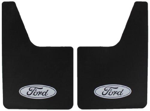 Genuine Ford E7TZ-16A550-A Mud Flap Kit