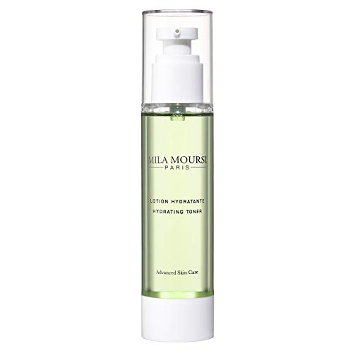 Mila Moursi   Hydrating Toner   Firming and Hydrating Facial Toner with Sodium Hyaluronate and Allantoin   Leaves Skin Clarified and Receptive to the Next Step of the Treatment Process   3.7 Fl Oz