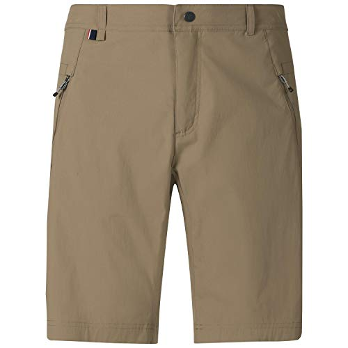 Odlo Shorts WEDGEMOUNT Homme, Lead Gray, FR : XL (Taille Fabricant : 54)