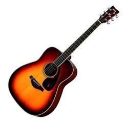 YAMAHA F-370TBS Western-Gitarre