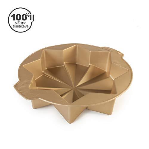 dessins attrayants sélectionner pour l'original produit chaud CECOA Moule Etoile Origami Silicone
