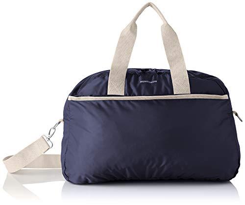 Bensimon, SPORT BAG Femme, Bleu (Marine), Taille unique