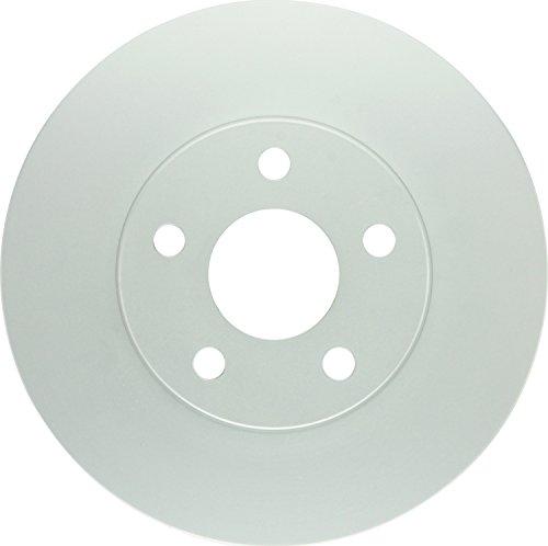 Bosch 25010530 QuietCast Premium Disc Brake Rotor For Select Buick Skylark; Chevrolet Beretta, Cavalier, Corsica; Oldsmobile Achieva, Cutlass Calais; Pontiac Grand Am, Sunbird, Sunfire; Front