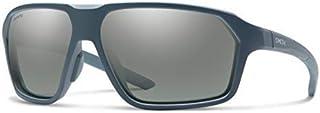 نظارات شمسية لممر سميث أوبتيكس، نظام تشغيل مائي، حديد غير لامع / مرآة بلاتينيوم كرومابوب