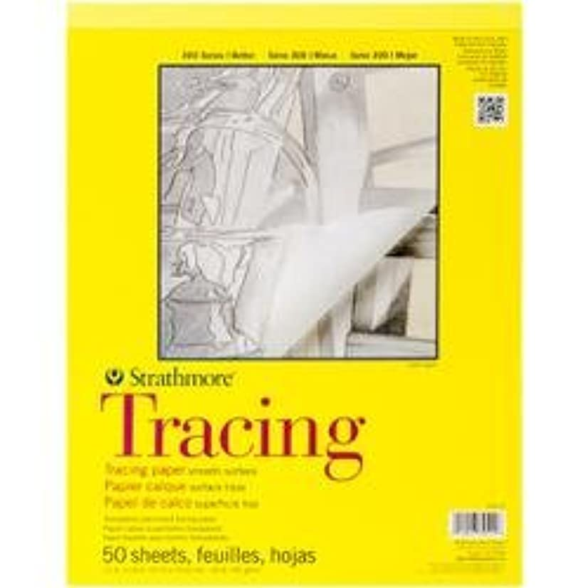 Bulk Buy: Strathmore (2-Pack) Tracing Paper Pad 11in. x 14in. 50 Sheets 370110
