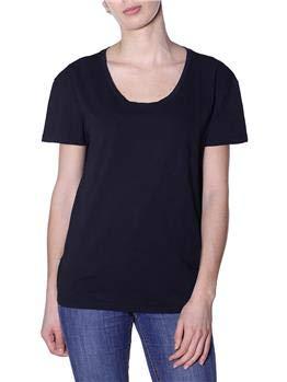 Manila T-shirt Grace Madonna zwart whiteboard