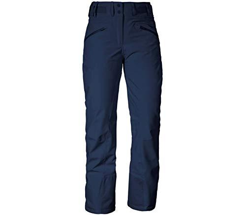 Schöffel Horberg ski Pants Pantalones de esquí para Mujer, Blazer Azul Marino, 50