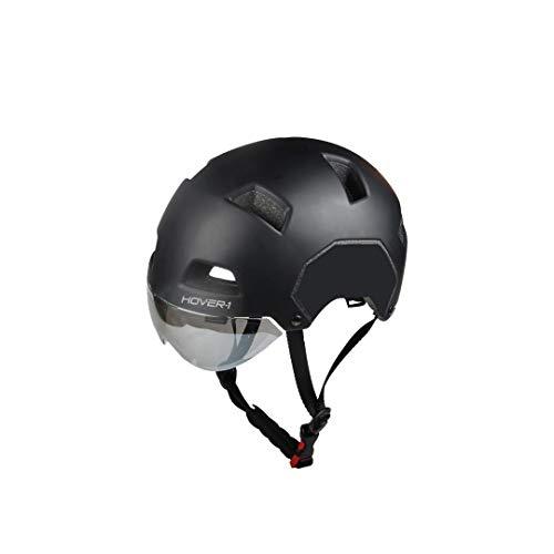 Hover-1 Adjustable Helmet with Detachable Magnetic Visor for...