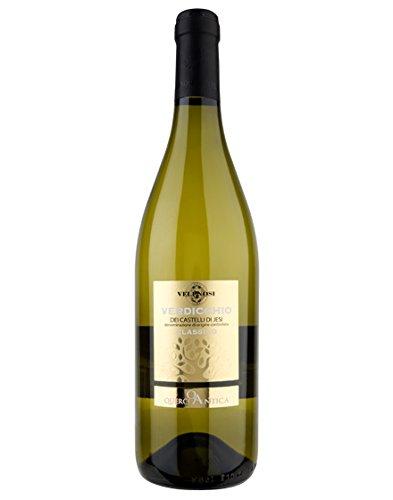 Verdicchio dei Castelli di Jesi D.O.C. clásico - Vino blanco italiano (1 botella)