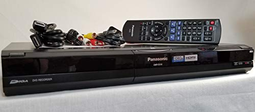 Save %9 Now! Panasonic DMR-EA18K Tunerless 1080p Upconverting DVD Recorder