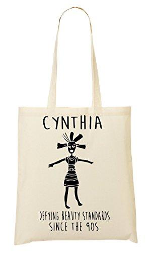 ToteWorld Cynthia - Defining Standarts Since The 90'S Bolso De Mano Bolsa De La Compra