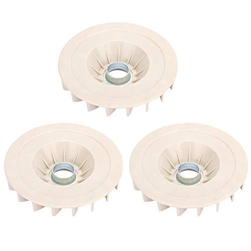 3 Pcs Benzinemotor Generator Ventilator 1.5-2.8KW Stator Ventilatorblad Accessoires Geschikt voor 168F/170F Generator Waterpomp