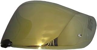 HJC Pantalla dorada HJ-20M para cascos de moto FG-17, IS-17 y RPHA ST. Hecha en Corea