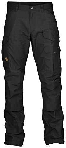 FJÄLLRÄVEN Herren Trekkinghose Vidda Pro Reg, Black, 50, F81760R-550-550