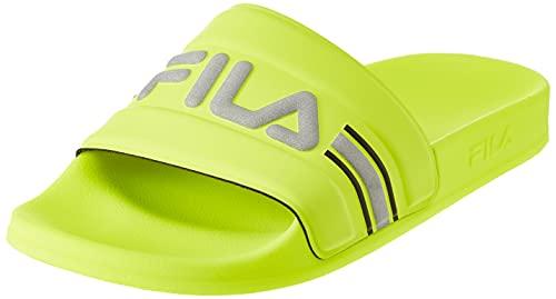 FILA Oceano Neon Slipper wmn Sandalo Donna, Giallo (Neon Lime), 38 EU