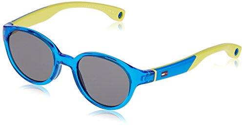 Tommy Hilfiger TH 1424/S DO Gafas de sol, Blue, 43 Unisex-Adulto